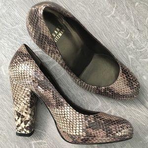Stuart Weitzman- platform heels